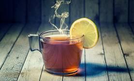 Фото: Чай с лимоном