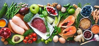 Фото: Полезные продукты - здоровое питание